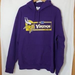 Minnesota Vikings Hooded Sweatshirt
